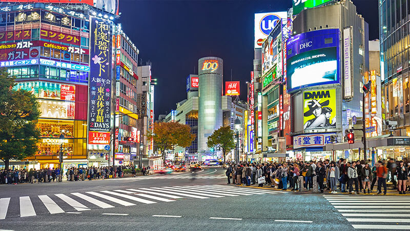 Best Tips for First-Time Travelers To Tokyo - Shibuya