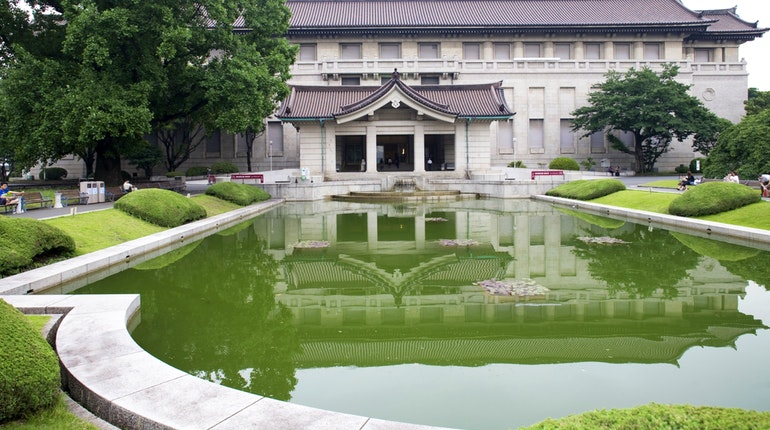 Best Tips for First-Time Travelers To Tokyo - Tokyo National Museum