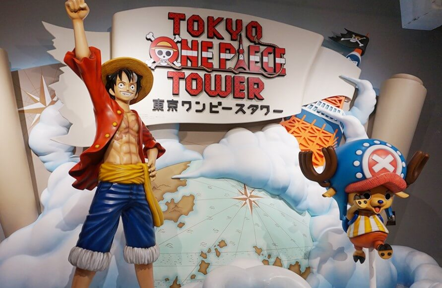 Best Tips for First-Time Travelers To Tokyo - Tokyo One Piece Tower