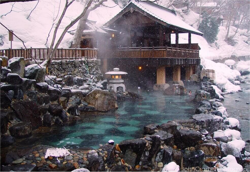 Where to Visit and Things to do in Tokyo - Hot Springs