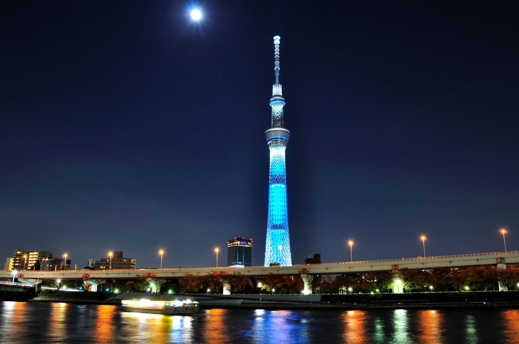 Where to Visit and Things to do in Tokyo - Skytree-2