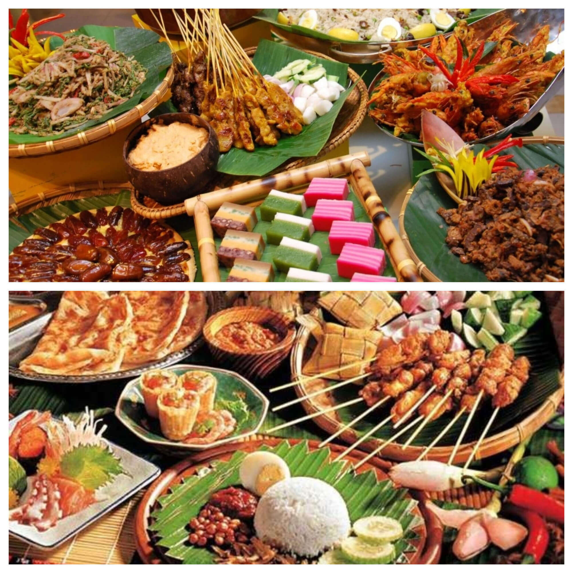 10 Things You Can't Miss in Malaysia - Malaysian Cuisin