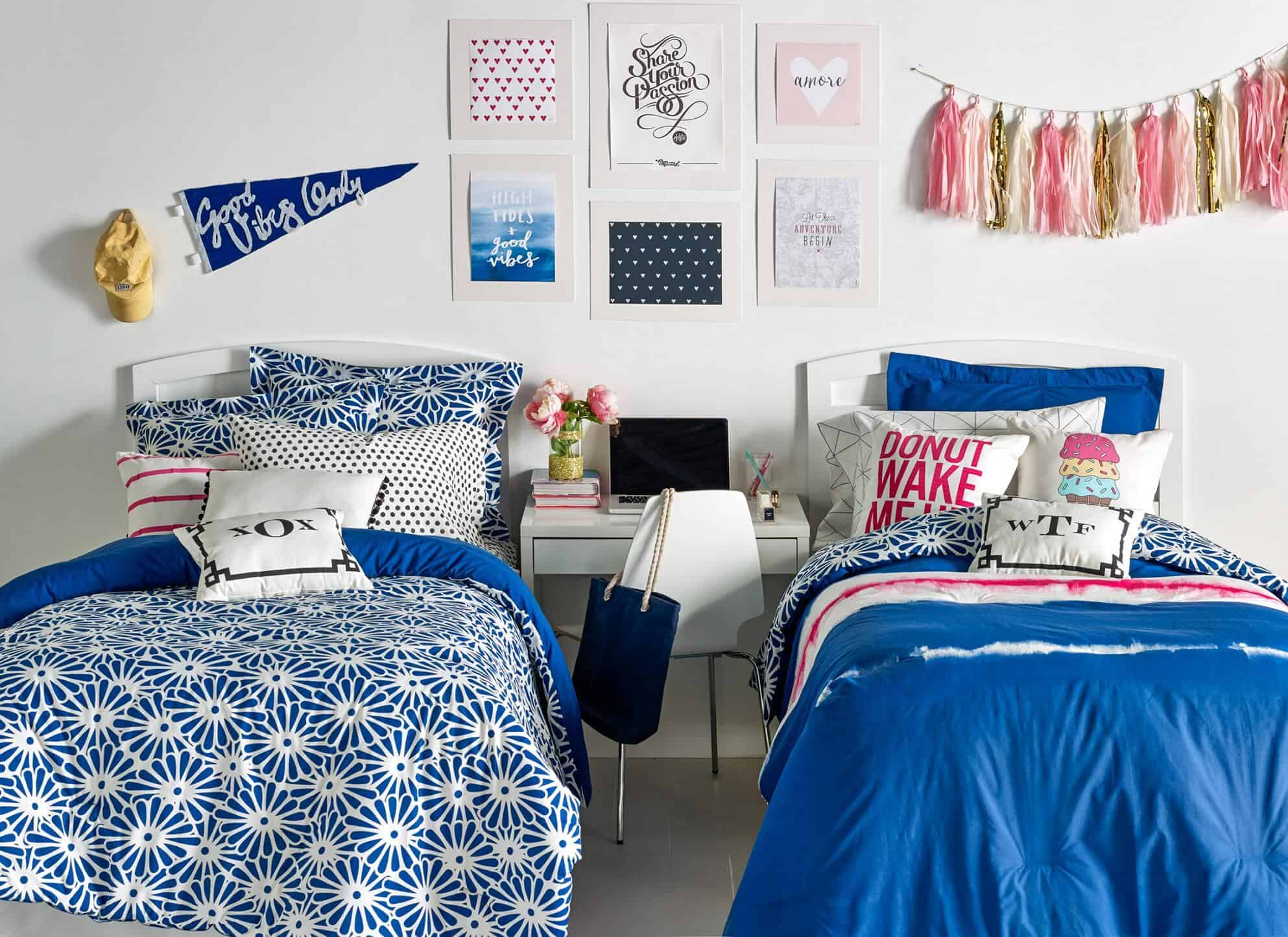 12 Tips to Decorate Your Dorm Space-9