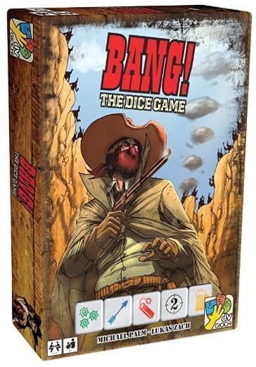 12 Fun Board Games for Parties or Big Groups - Bang The Dice Game