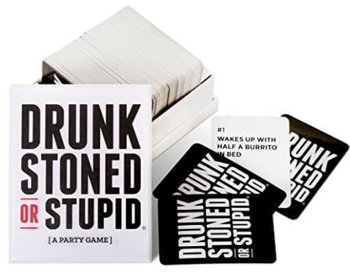 12 Fun Board Games for Parties or Big Groups - Drunk, Stoned or Stupid