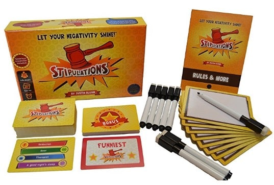 12 Fun Board Games for Parties or Big Groups - Stipulations