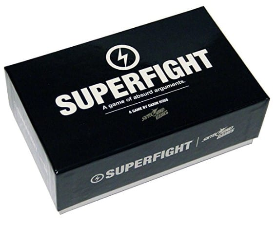 12 Fun Board Games for Parties or Big Groups - Superfight