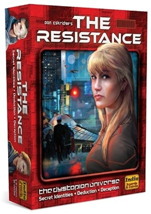 12 Fun Board Games for Parties or Big Groups - The Resistance