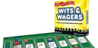12 Fun Board Games for Parties or Big Groups - Wits and Wagers