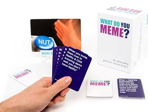 12 Fun Board Games for Parties or Big Groups - What Do You Meme