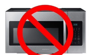 15 Things You Should Never Microwave