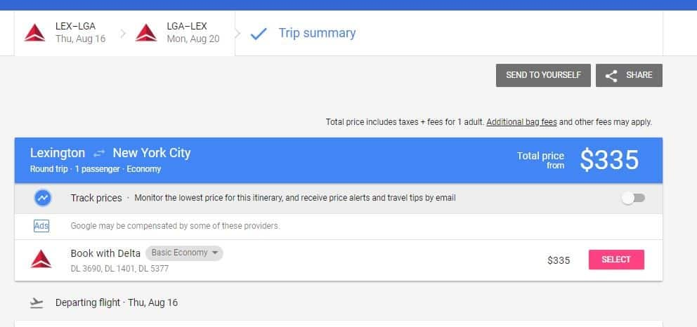 Google Flights Guide: How to Find the Cheapest Flights 10