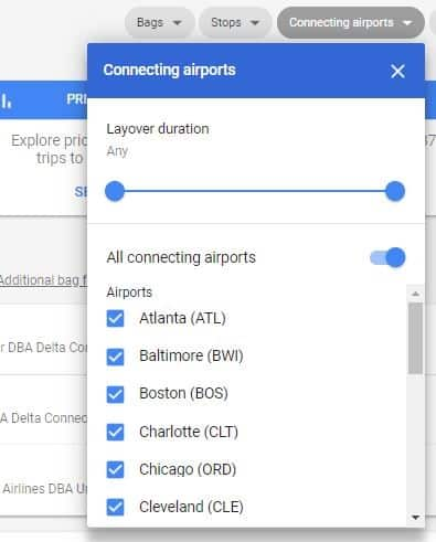 Google Flights Guide: How to Find the Cheapest Flights 6