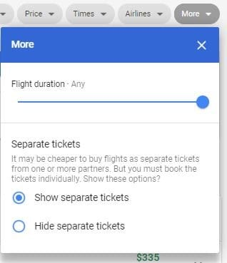 Google Flights Guide: How to Find the Cheapest Flights 7