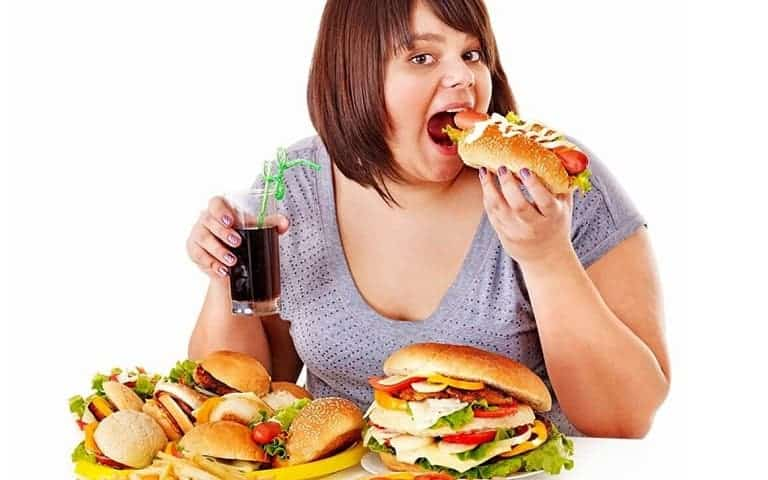 how can fast food cause obesity