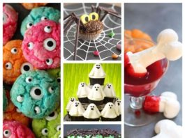 20 Spooky Cookie and Cupcake Recipe Ideas for Halloween