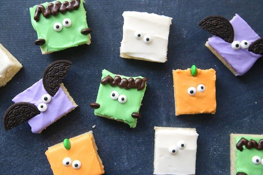 20 Spooky Cookie and Cupcake Recipe Ideas for Halloween 2