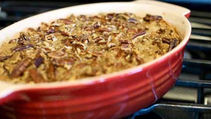 8-easy-to-make-thanksgiving-side-dishes-recipes-Sweet potato casserole