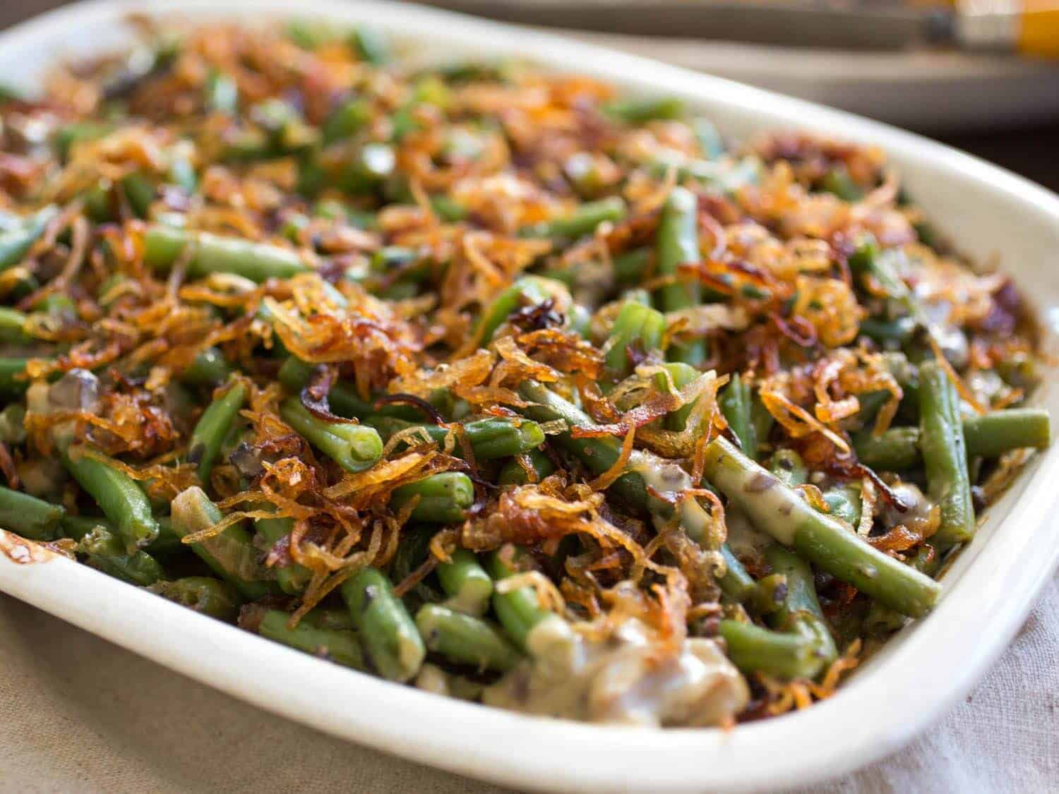 8-easy-to-make-thanksgiving-side-dishes-recipes-brussels sprouts-green-bean-casserole