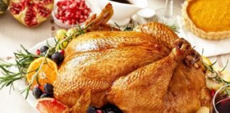 How to Cook a Juicy Turkey for Thanksgiving Day