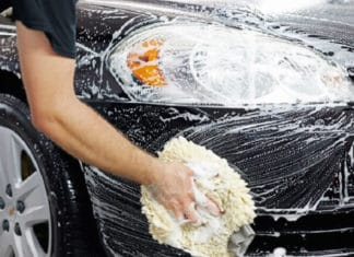 How to Hand Wash a Car Properly