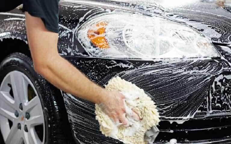 Hand Wash Car Wash >> How To Hand Wash A Car Properly Biggietips Com