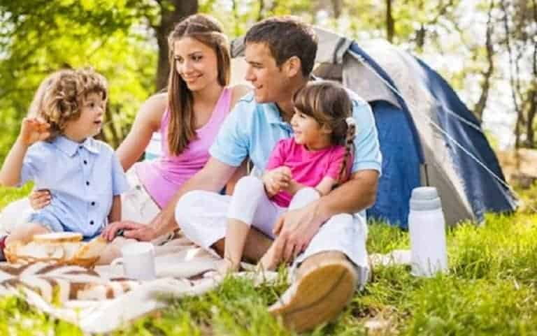 how to make your family camping trip surpass the norm biggietips