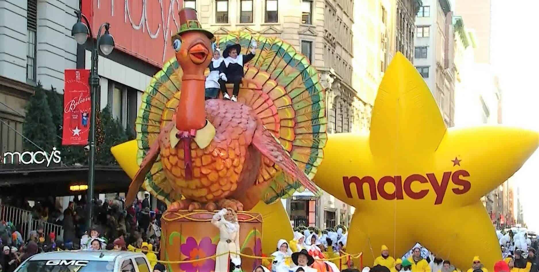 Top 8 Thanksgiving Day Parades in the USA 1