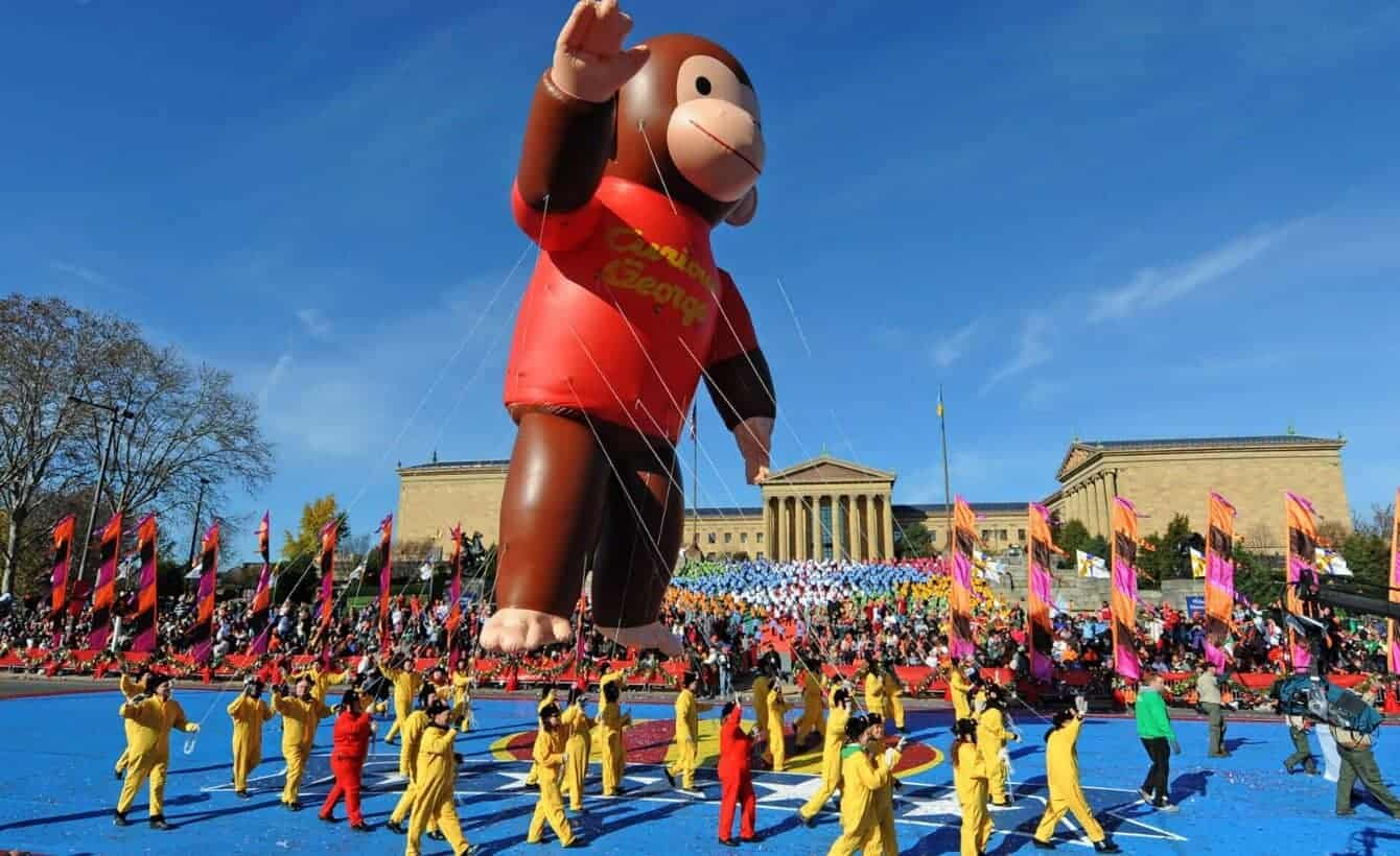 Top 8 Thanksgiving Day Parades in the USA 2