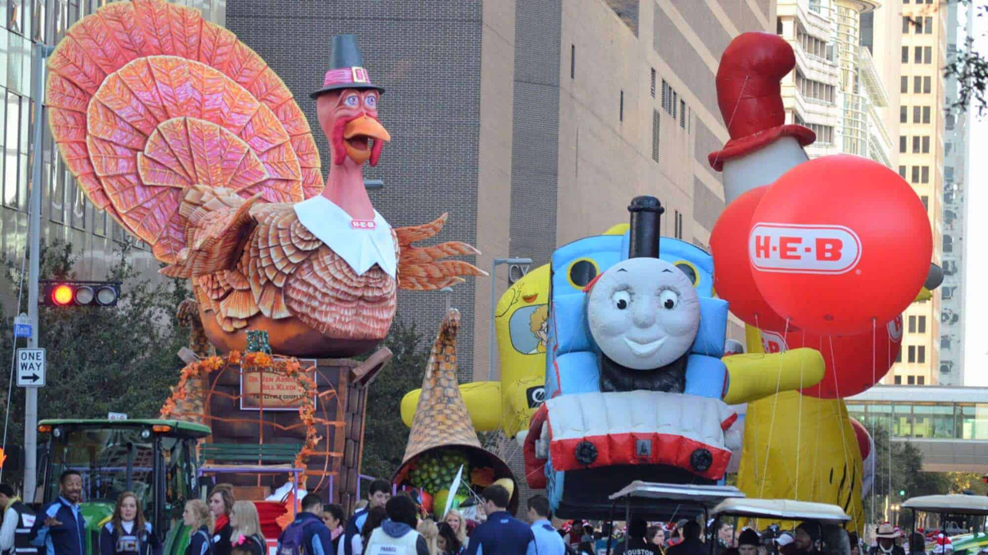 Top 8 Thanksgiving Day Parades in the USA 3