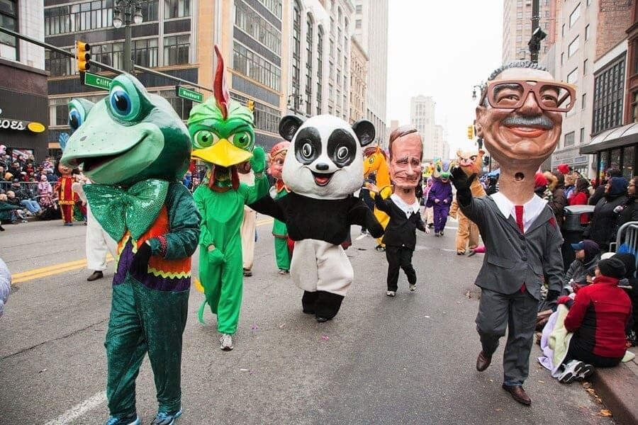 Top 8 Thanksgiving Day Parades In The Usa Biggietips Com