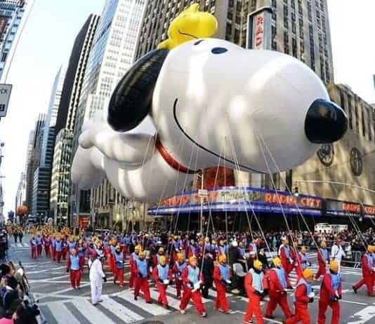 Top 8 Thanksgiving Day Parades in the USA