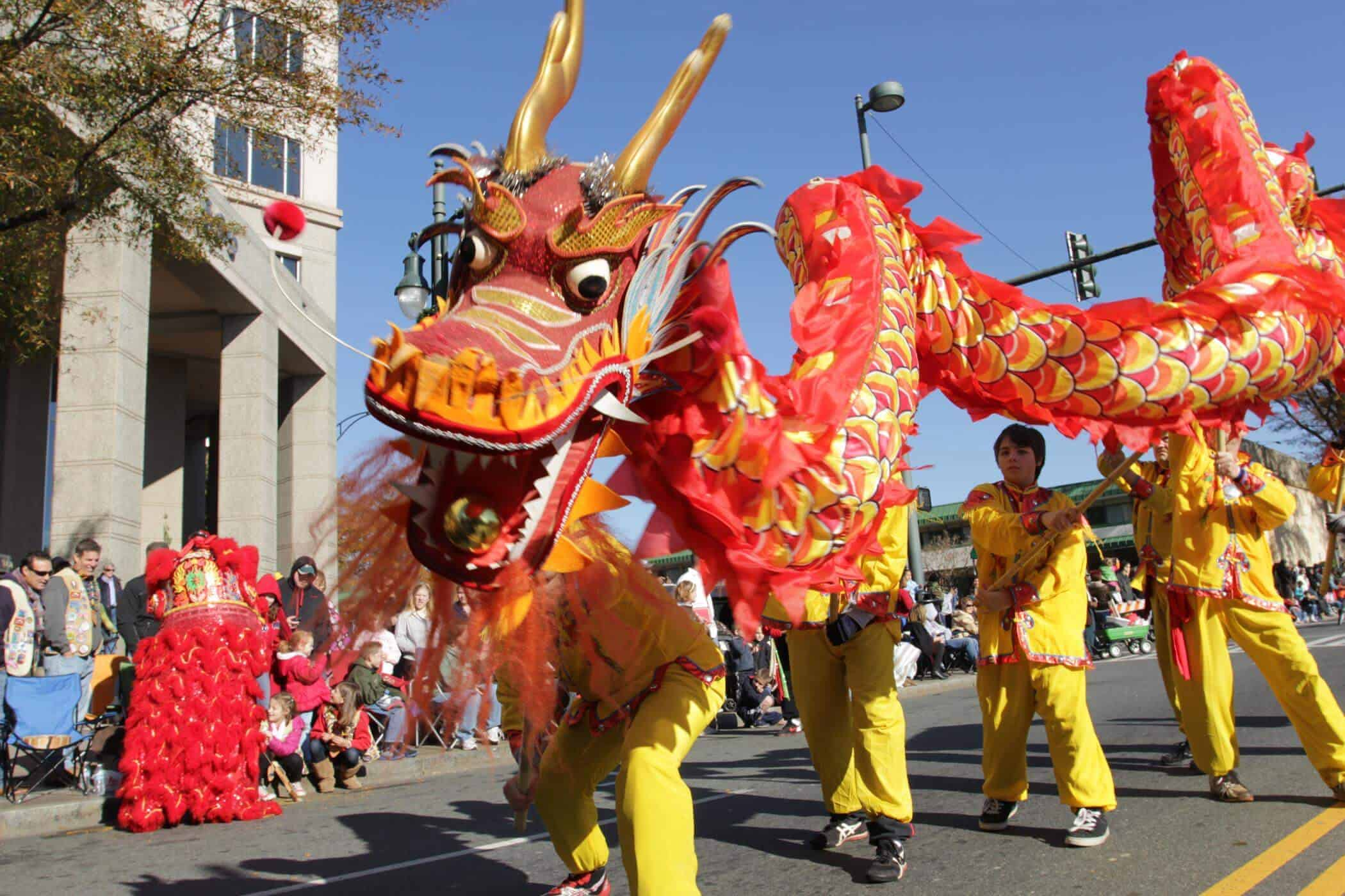 Top 8 Thanksgiving Day Parades in the USA 6