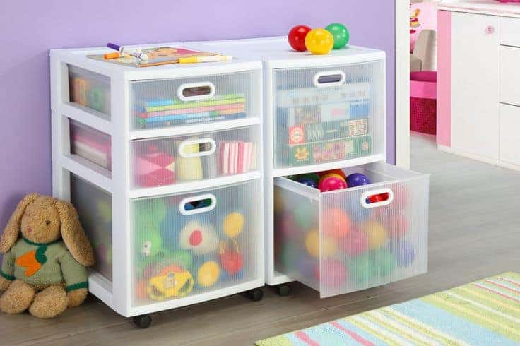 15 Clever Ways to Organize Your Kids' Toys 11