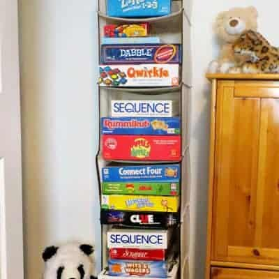 15 Clever Ways to Organize Your Kids' Toys 3