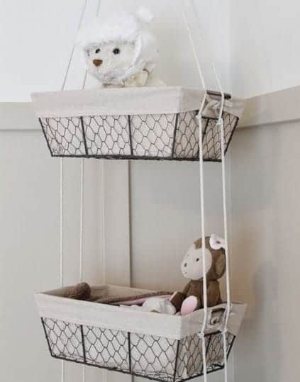 15 Clever Ways to Organize Your Kids' Toys 6