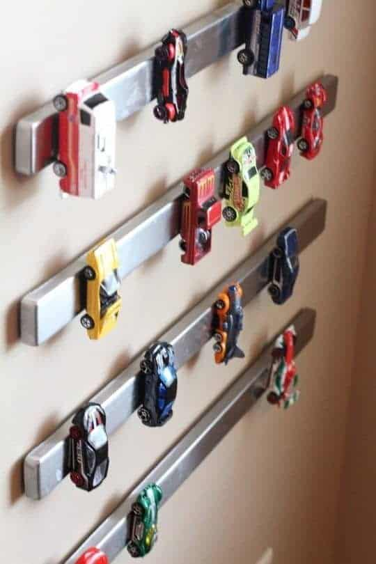 15 Clever Ways to Organize Your Kids' Toys 7