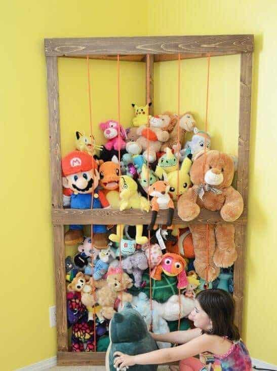 15 Clever Ways to Organize Your Kids' Toys 9