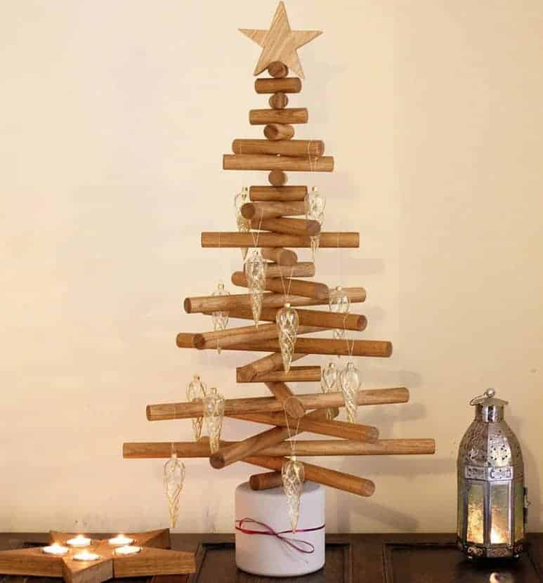 21 Unique Christmas Tree Ideas 10