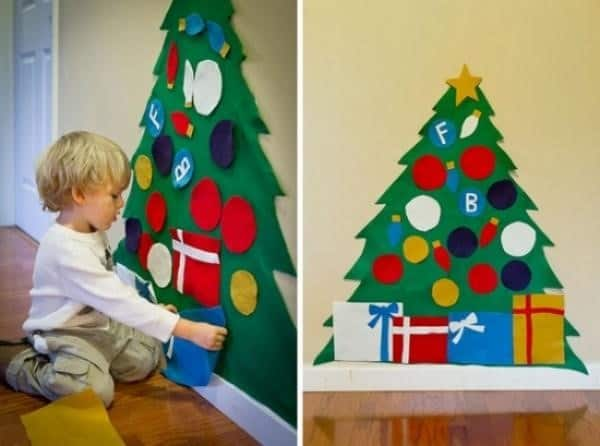 21 Unique Christmas Tree Ideas 18