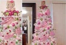 21 Unique Christmas Tree Ideas 20