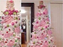 21 Unique Christmas Tree Ideas 20
