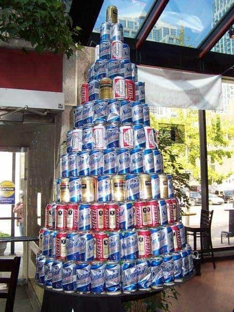 21 Unique Christmas Tree Ideas 8
