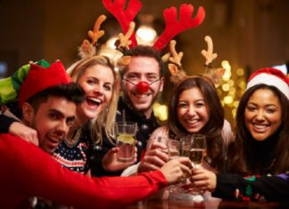 How to Throw a Christmas Party No One Will Forget