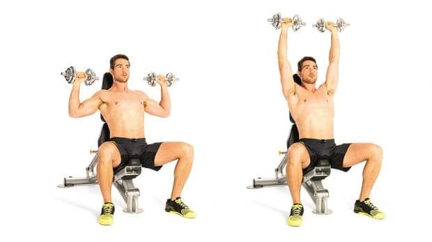 The 20 Best Shoulder Workouts 1