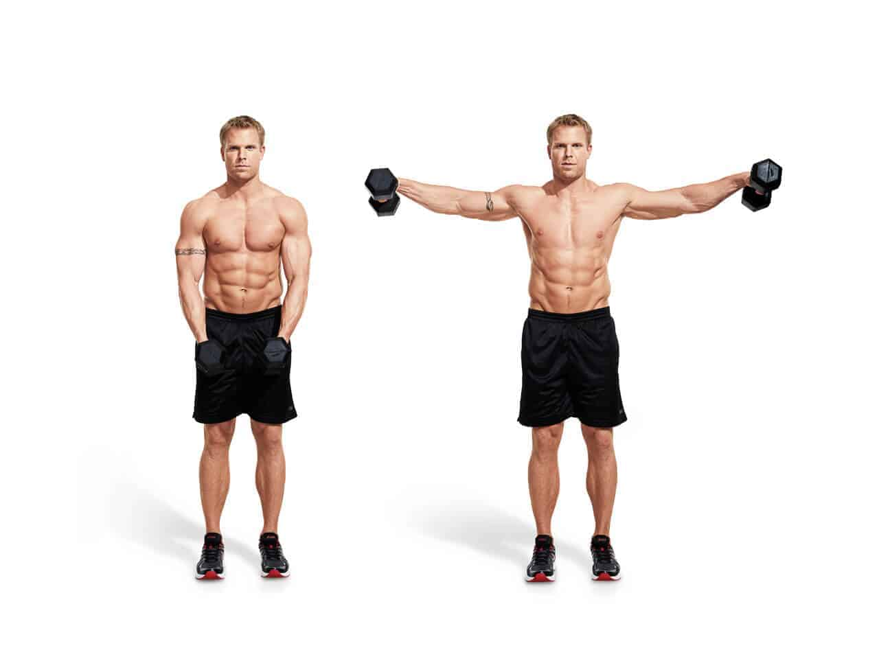 The 20 Best Shoulder Workouts 11
