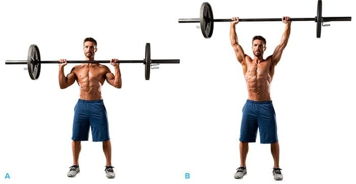 The 20 Best Shoulder Workouts 3