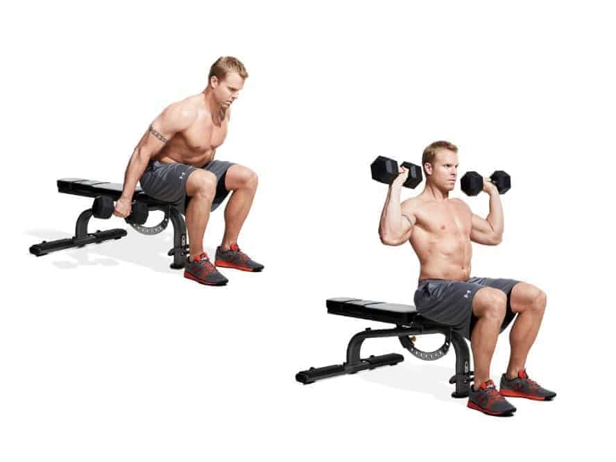 The 20 Best Shoulder Workouts 7