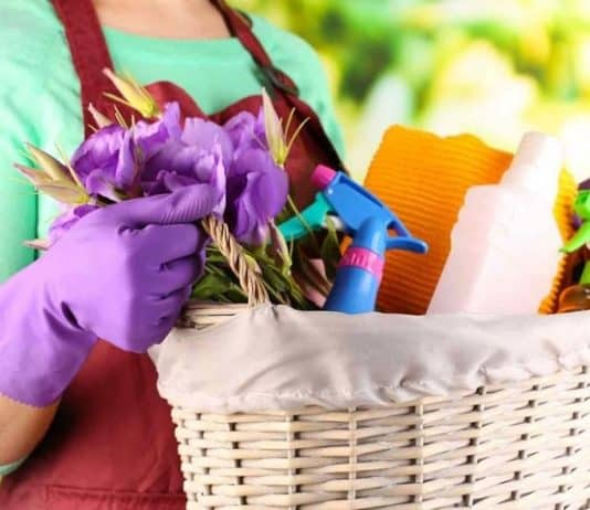 9 Tips for an Easier Spring Cleaning