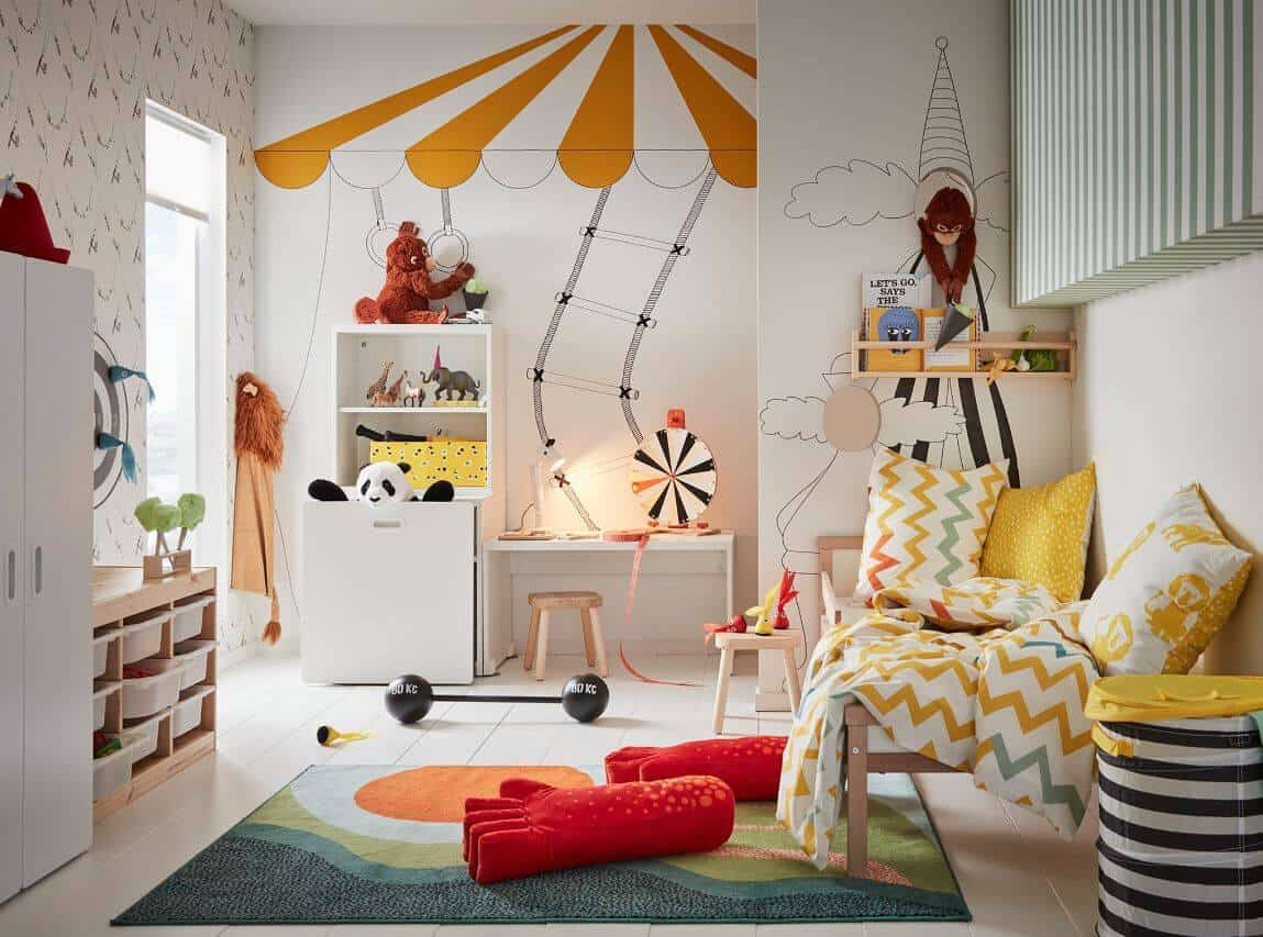 10 Creative Ideas for Kids Room Decor for Boys-10